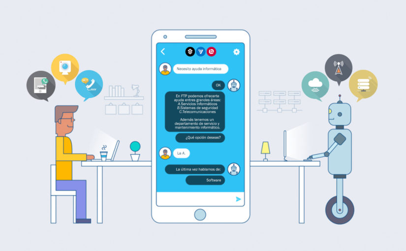 What is a chatbot -