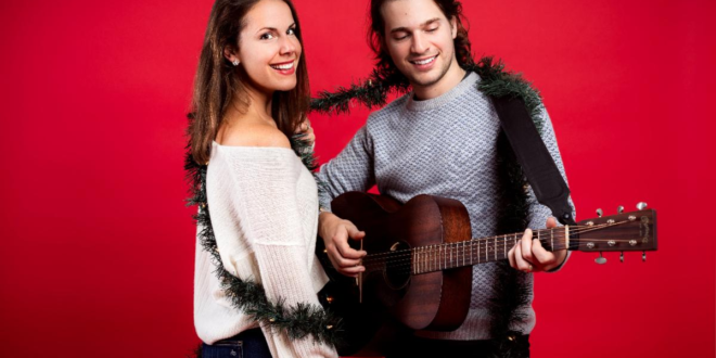 """Colin & Caroline Release New Holiday Single """"It Isn't Even Christmas Yet"""""""