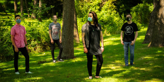 Floorbird Release New EP 'Fall Apart Anywhere'