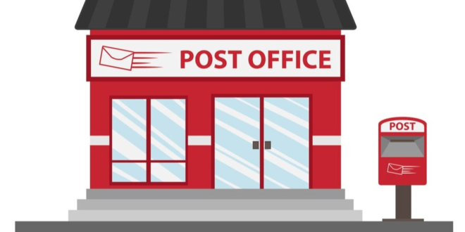 5 reasons to use a post office