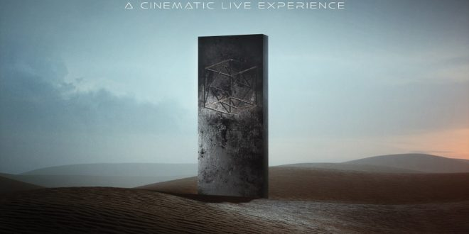 "TesseracT Announce ""P O R T A L S"" Cinematic Live Experience"