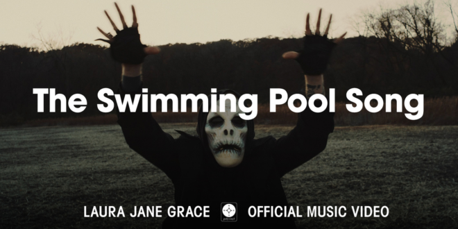 """Laura Jane Grace Shares NSFWFH Video For """"The Swimming Pool Song"""" From Acclaimed New Solo Album, """"Stay Alive"""""""