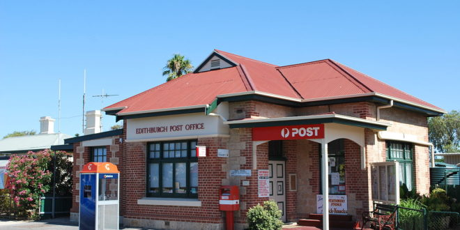Why send your mails through a post office?