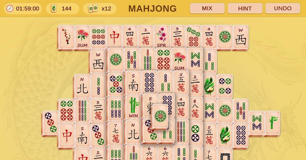 Mahjong Game Online