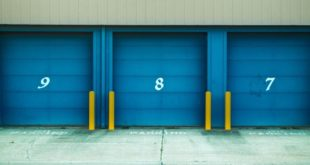 Storage West a secure self storage facility in Western USA