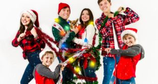 Exclusive: A Sharpe Family Talks Christmas Album