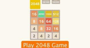 2048 Game Review – Mimy