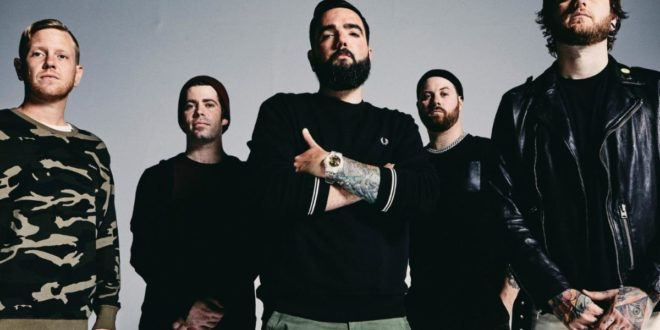 "A DAY TO REMEMBER SHARE NEW SINGLE ""EVERYTHING WE NEED"""