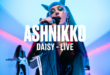 "Ashnikko shares new live performances of ""Daisy"" & ""Deal With It"" via Vevo"
