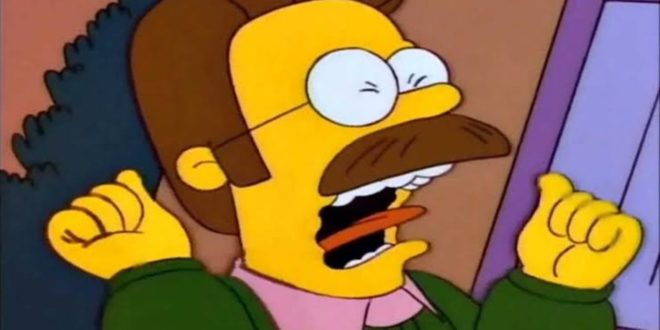 The Evolution Of Ned Flanders
