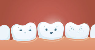 What are the benefits of healthy gums?