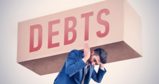 Rising level of debts due to COVID-19