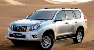 <strong>Toyota Prado: Everything That's New</strong>
