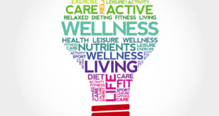 What is wellbeing in a healthy world?