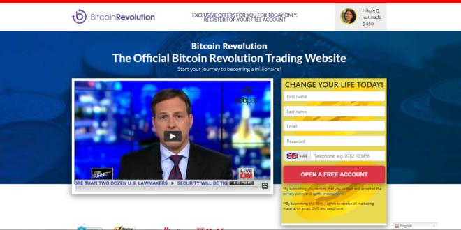 Bitcoin Revolution Van Gils en Gasten
