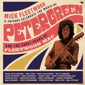 "Mick Fleetwood & Friends Celebrate Peter Green – Steven Tyler & Billy Gibbons Performance of ""Rattlesnake Shake"""