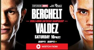 Miguel Berchelt vs Oscar Valdez Live Berchelt-Valdez WBC Full Fight