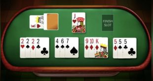 Rummy game: Basics