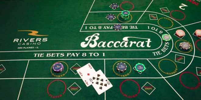 Benefits of playing baccarat online -