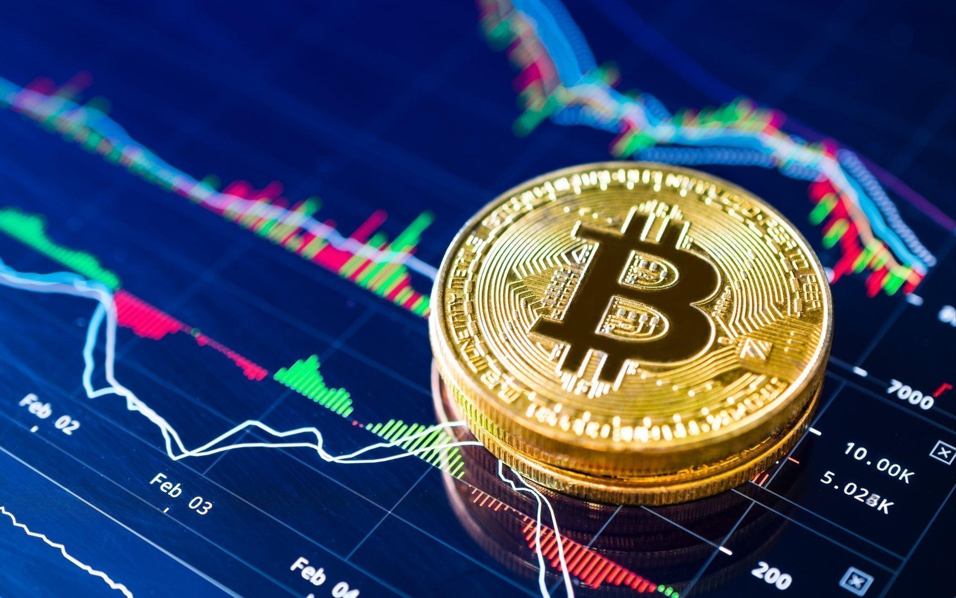 Bitcoin Still At The Top