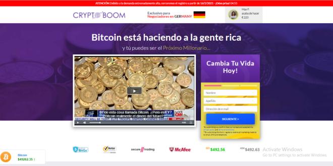 Crypto Boom Erfahrungen 2021 - Betrug Oder Seriös?