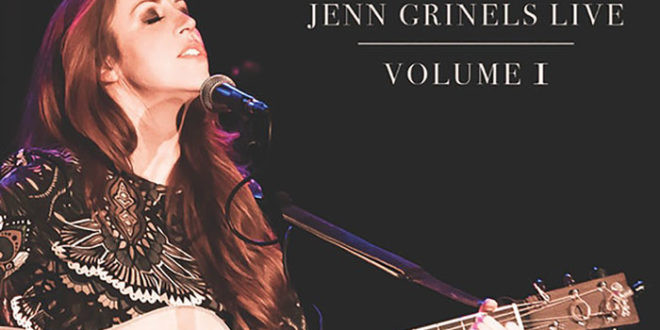 "PREMIERE: Jenn Grinels Streams New Album ""Live Vol. 1"""