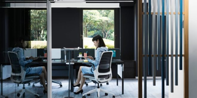 Why Large Companies are choosing Coworking Space