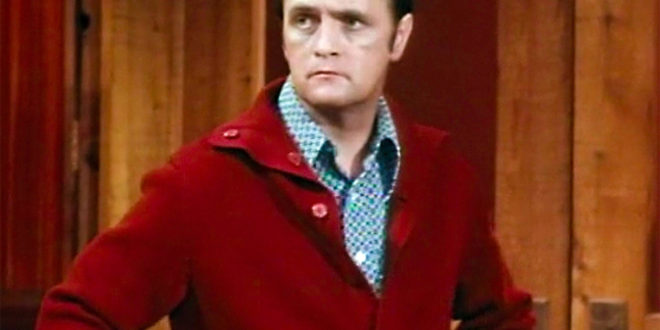 'Newhart': Sweater Champion