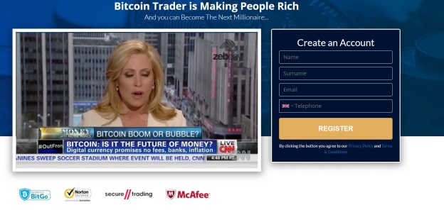 cnn bitcoin trader)