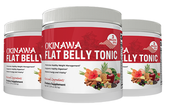 Okinawa Flat Belly Tonic Review - Real Japanese Tonic or Fake Powder Drink  Supplement? Truth Revealed -