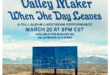 "VALLEY MAKER Announces Streaming Concert via Ground Control's GCTV Platform To Celebrate Release of New Album + Shares ""Brand I Bend"" Video"