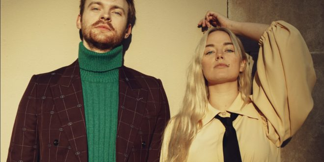 "FINNEAS And Ashe Release Single and Music Video,  ""Till Forever Falls Apart"""