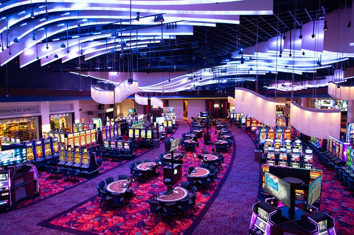 Why are casinos banned in India? -