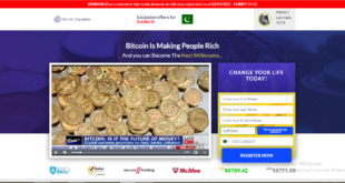 Bitcoin Equaliser Reviews 2021 – Scam App Or A Remarkable Trading Website? This Morning