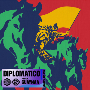 """MAJOR LAZER DEBUTS VIDEO FOR """"DIPLOMÀTICO"""" WITH GUAYNAA"""