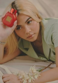 "HAYLEY KIYOKO LAUNCHES NEW FRAGRANCE ""HUE"""