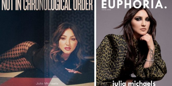 JULIA MICHAELS REVEALS NEW DETAILS FOR HIGHLY ANTICIPATED DEBUT ALBUM