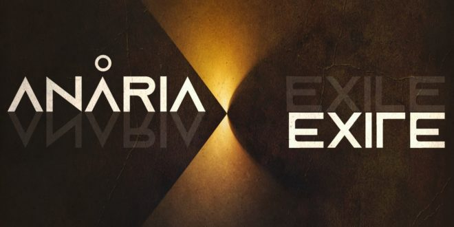 New England Symphonic Metal Act, Anaria, Continue to Push Boundaries on New Album, Exile