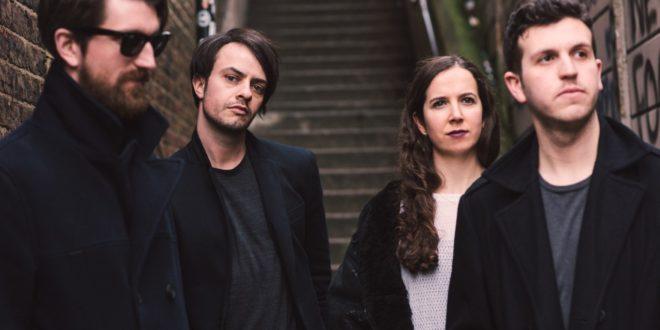 LONDON ALT-ROCK FOUR-PIECE HYMNS UNVEIL THEIR ANTHEMIC NEW EP – RESET, OUT APRIL 30