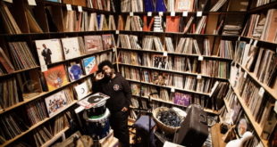 Everything to know about a record store