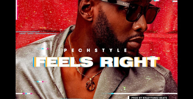 "Pechstyle drops romantic afro-swing ""Feels Right"""