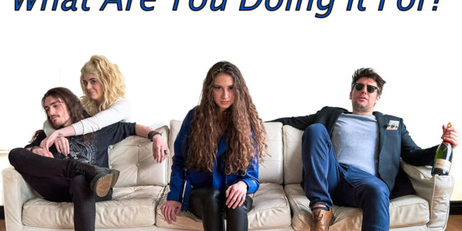 "LOZ CAMPBELL Releases Official Music Video for ""What Are You Doing It For?""!"