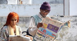 Why do people read newspapers?