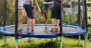 How to Choose the Right Trampoline for Your Backyard