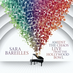 SARA BAREILLES ANNOUNCES NEW ALBUM, AMIDST THE CHAOS: LIVE AT THE HOLLYWOOD BOWL, OUT MAY 21