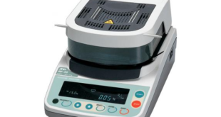 What is a moisture analyzer?
