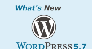 WordPress 5.7 latest Features (What's new in this release?)