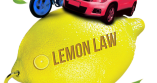 Types of Vehicles and Defects Covered by the Lemon Law