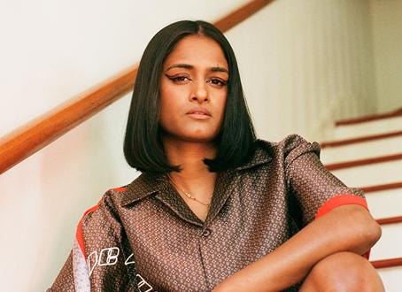 "Tamil-Swiss Artist Priya Ragu Unveils New Single + Lyric Video ""Forgot About"""