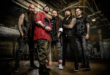 "Five Finger Death Punch Premiere ""Darkness Settles In"" Music Video"